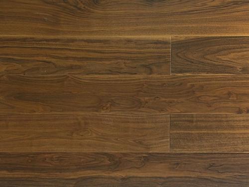黑胡桃三层地板