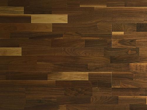 黑胡桃三层三拼地板