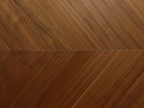 黑胡桃实木地板